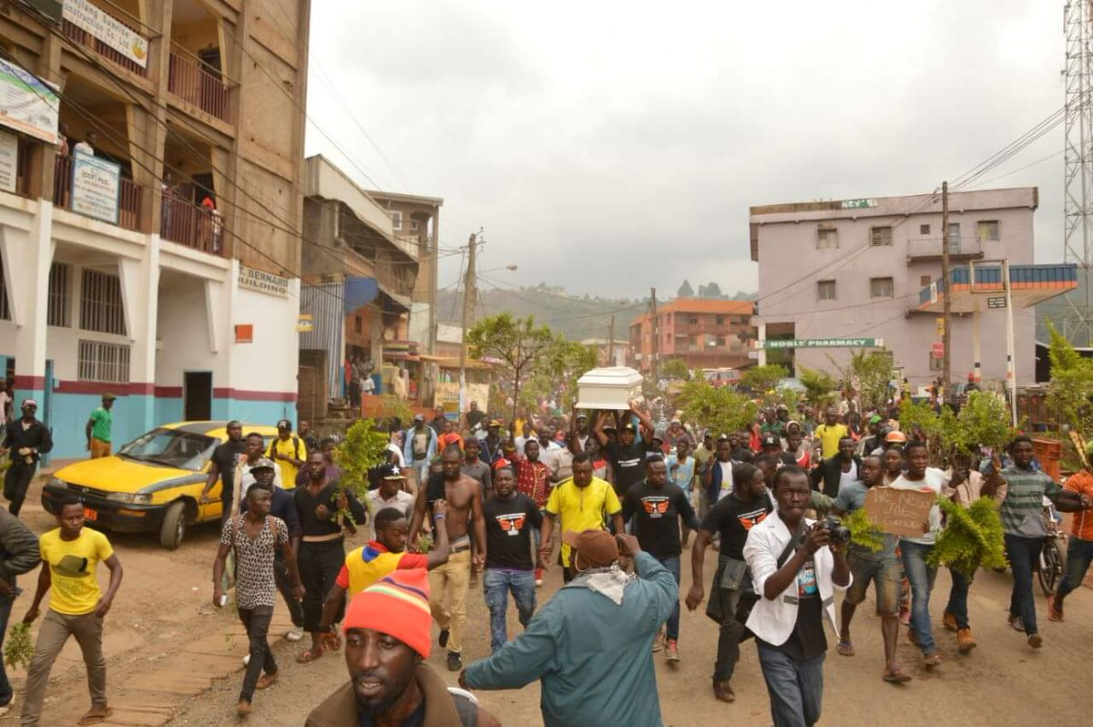 Statement on the Situation in Bamenda
