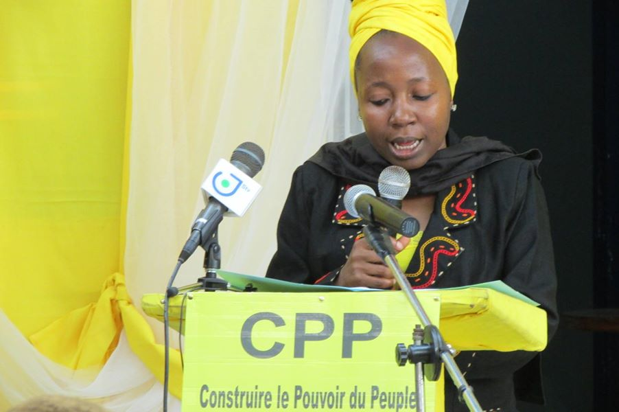 CPP President Kah Walla Gives Address to the Cameroonian People on National Security