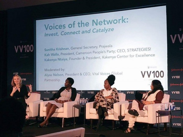 Voices of the Network